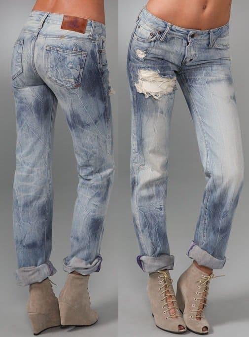 PRPS Japan Straight Leg Jeans