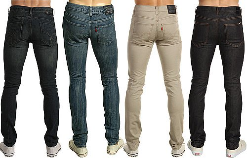 Jeggings for men