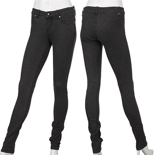 Decades Denim Angelique pocketless skinny jeans