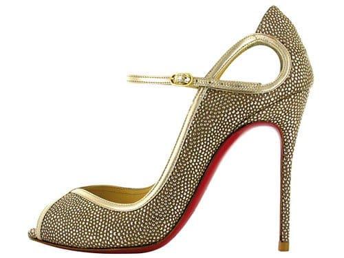 Christian Louboutin 1EN8 high heel sandals
