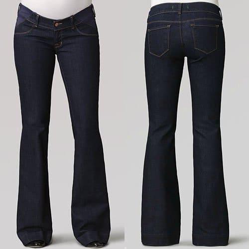 J Brand 'Love Story' maternity jeans in indigo