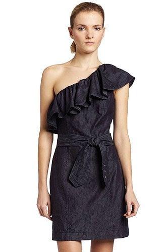Trina Turk Mayreau Dress in Indigo