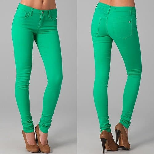 Joe's Jeans Chelsea Skinny Jeans in Parakeet