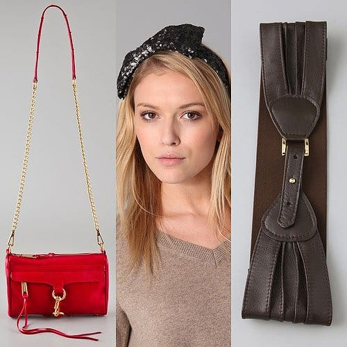 Statement accessorizes to glam up your outfit