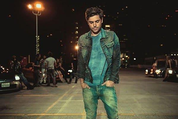 Zac Efron is the new face of the Brazilian denim brand John John