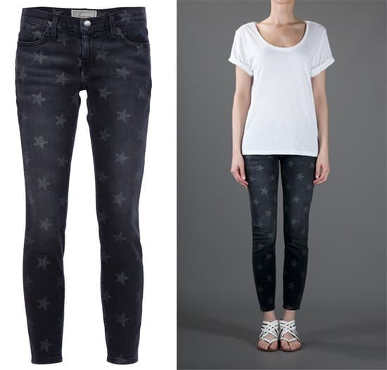Current Elliott Northern Star Stiletto Jean