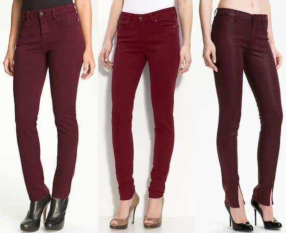 burgundy-jeans-nordstrom