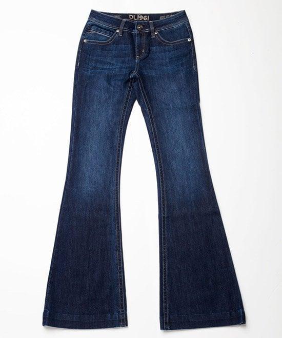 DL1961 Joy Super High-Rise Flare Jeans