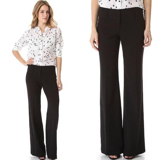 Bop Basics Work Trousers in Black