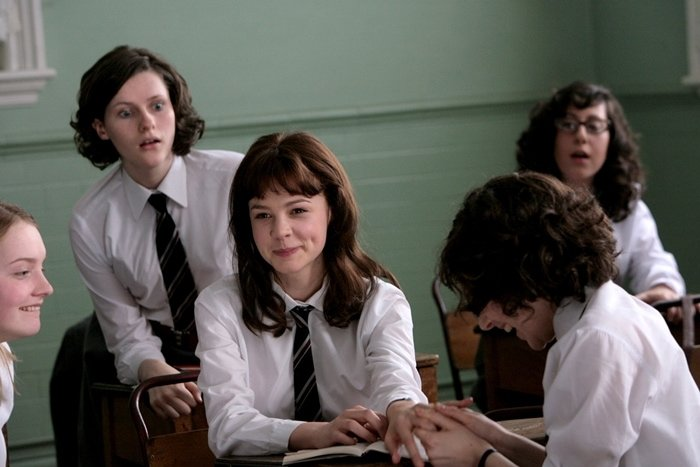 Carey Mulligan was 24 when she was cast in her first leading role as Jenny Mellor in the 2009 independent film An Education