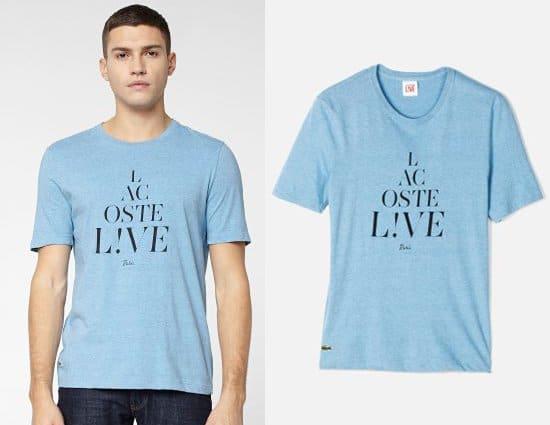 Lacoste Live Shirt