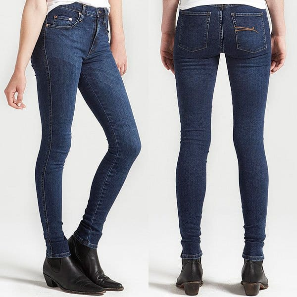 "Nobody ""Cult"" Skinny Jeans in Addict"