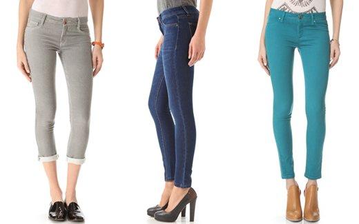 Skinny jeans from New York-based denim label DL1961