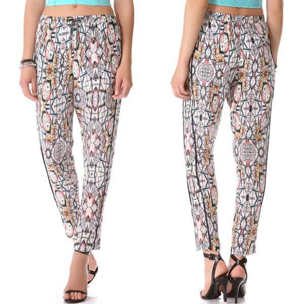 Funktional Kaleidoscope Drawstring Pants
