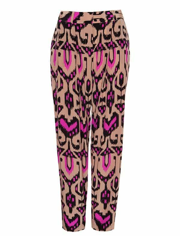 Temperley London Sovereign Silk Trousers
