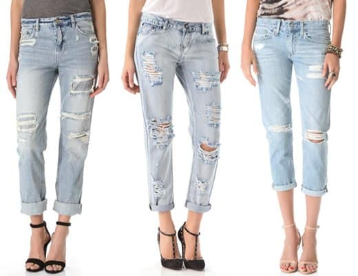 Distressed Jeans from Shopbop Set A