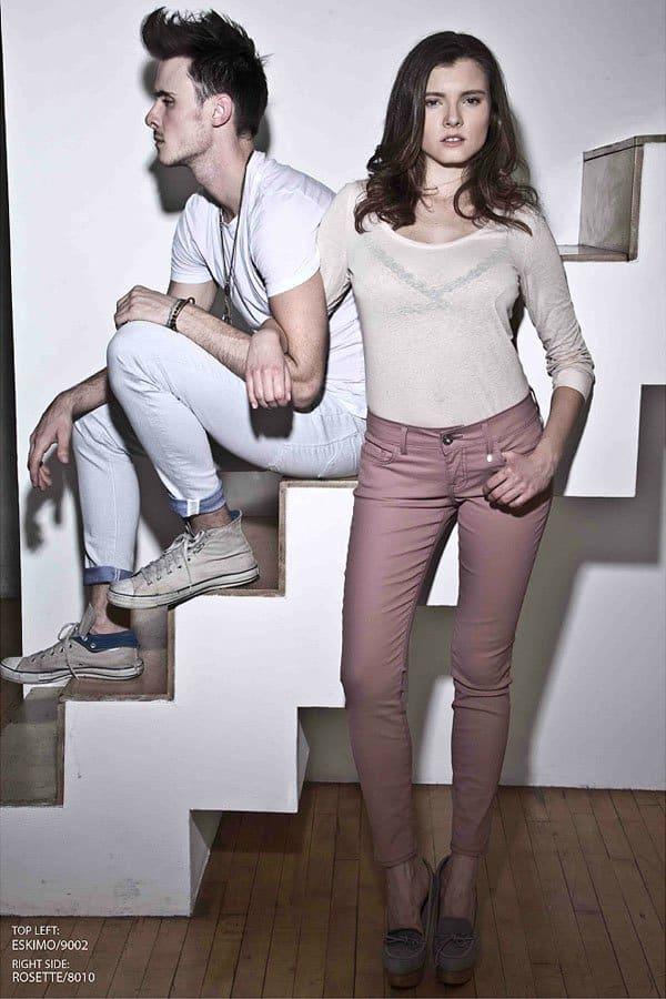 Denim of Virtue Rosette 8010 Skinny Jeans