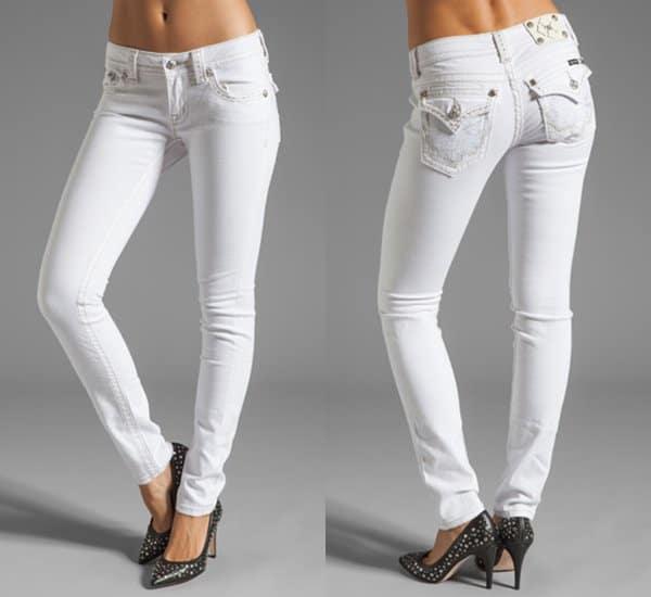 Miss Me Jeans Skinny Jeans