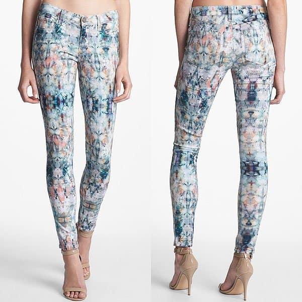Paige Denim Verdugo Skinny Jeans Daydreamer