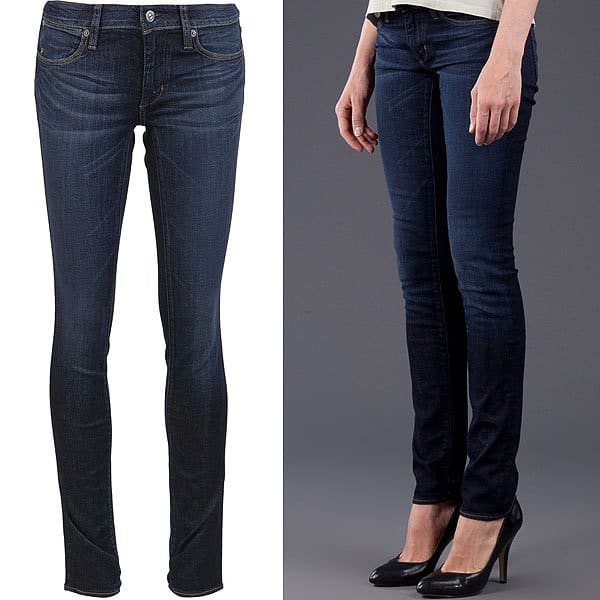 """Paper Denim & Cloth """"Mod Classic"""" Skinny Jeans in Fusion 1 Year"""