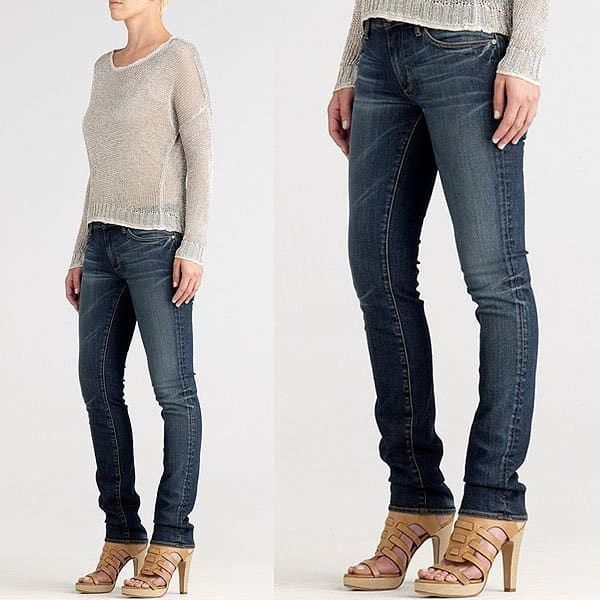 """Paper Denim & Cloth """"Mod Classic"""" Skinny Jeans in Fusion 2 Year"""