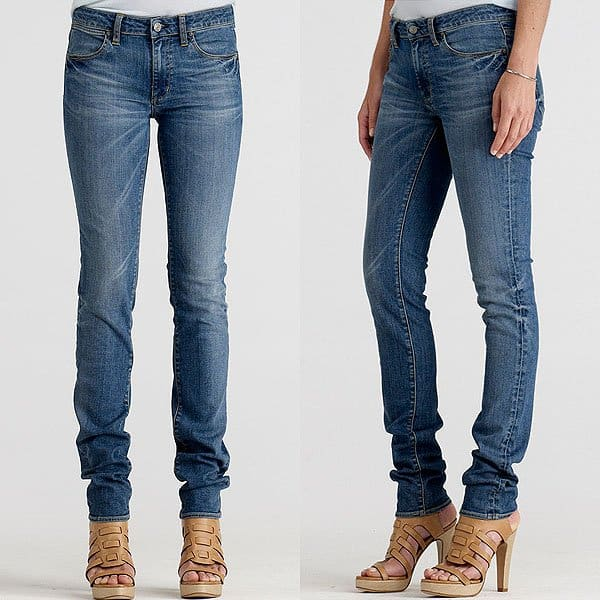"""Paper Denim & Cloth """"Mod Classic"""" Skinny Jeans in Fusion 3 Year"""