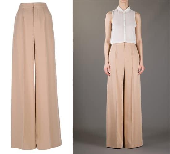 Chloe Wide Leg Dress Trouser