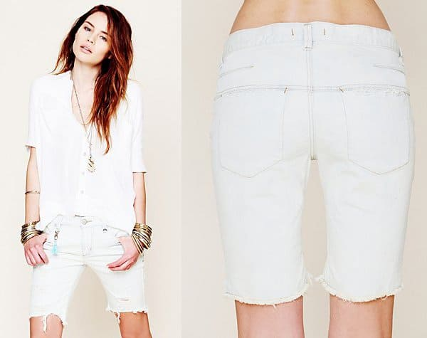 Free People Beach Comber Short
