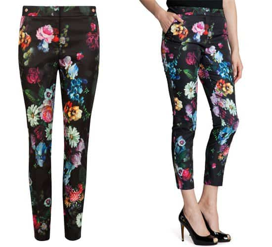 Ted Baker Diemond Oil Painting Trousers