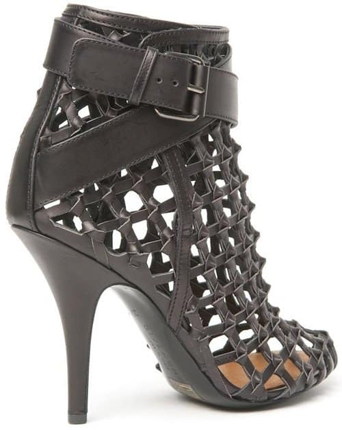 Gwen Stefani's Edgy Givenchy Cage Booties