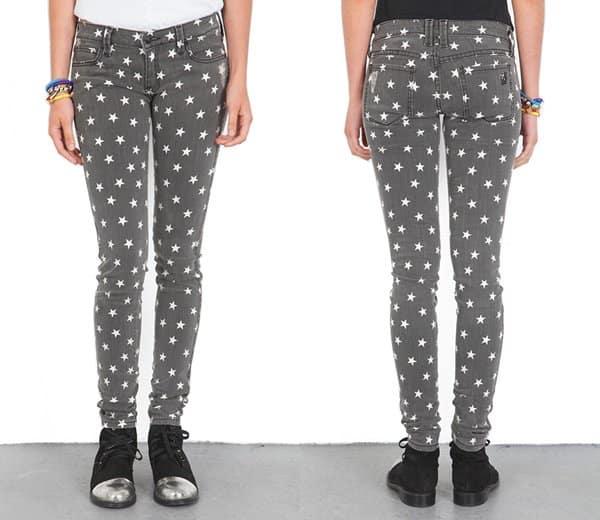 Frankie B. Jeans Frankie Star Skinny Jeans