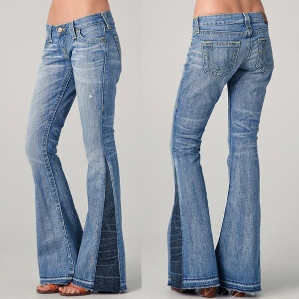 True Religion Bobby Vintage Flared Jeans