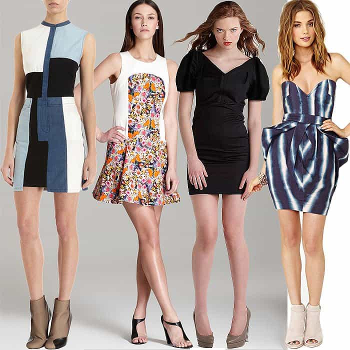 Dressy Denim Dresses