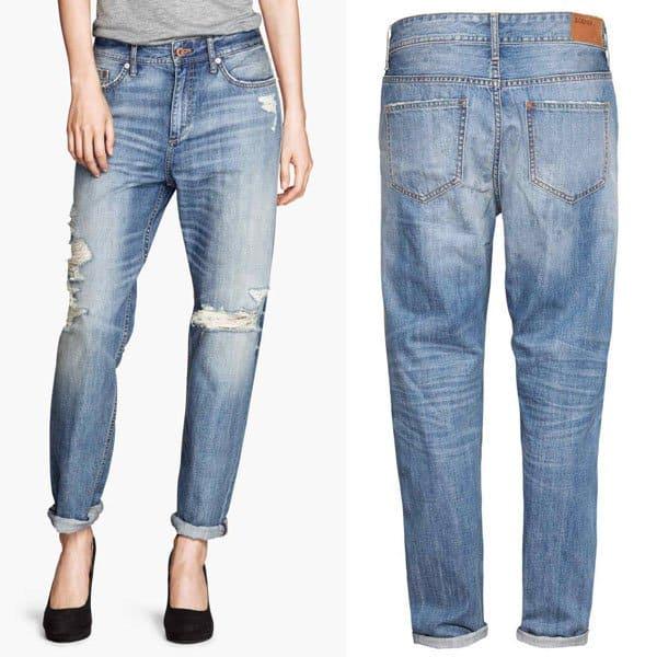 HM Boyfriend Jeans