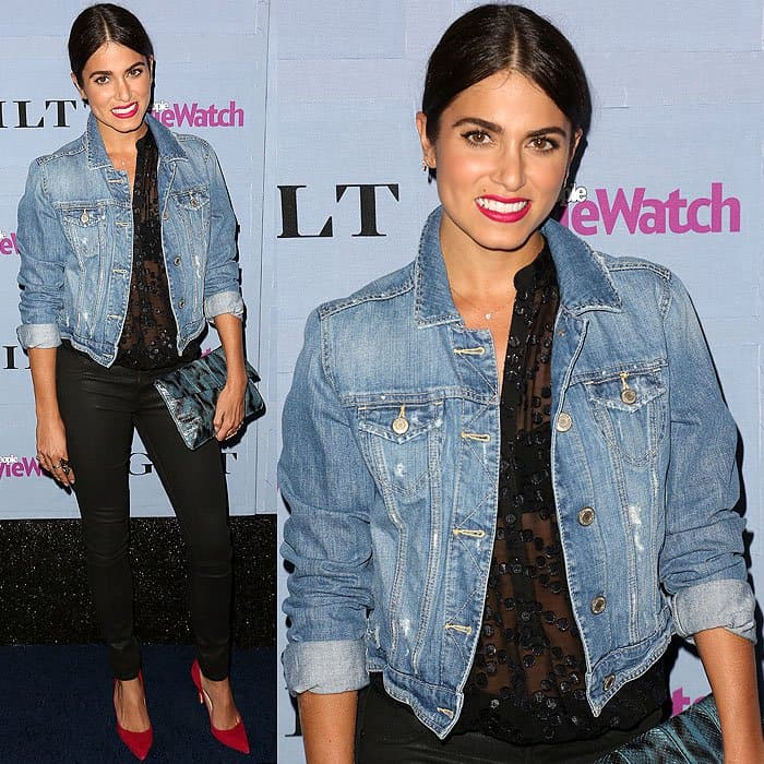 Nikki Reed 2013 People StyleWatch Denim Party