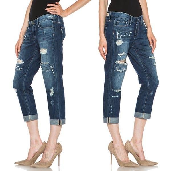 Paige Denim James Crop Jeans