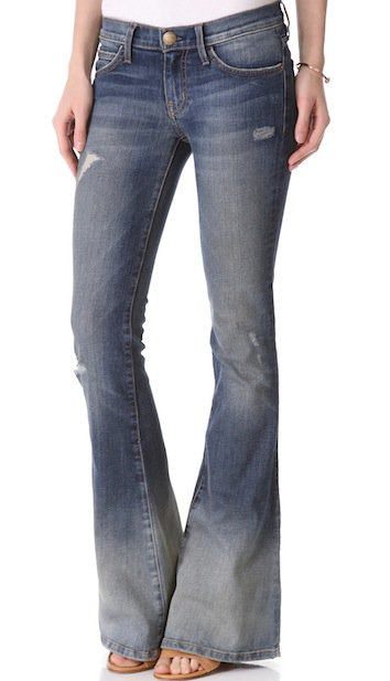 current-elliott-flare-jeans