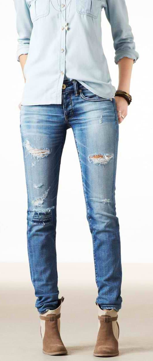 American Eagle Outfitters Premium Skinny Jean