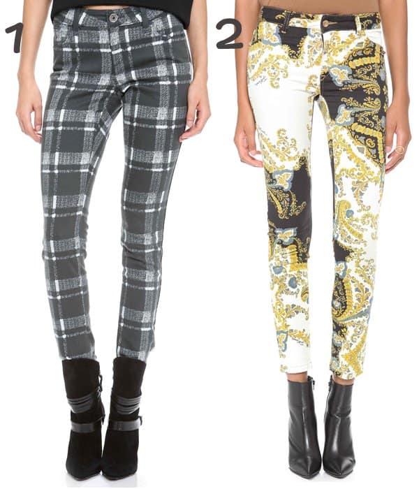 Gwen Stefani inspired mom duty jeans