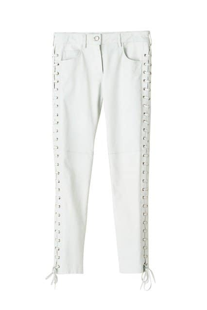 HM and Isabel Marant Leather Trousers
