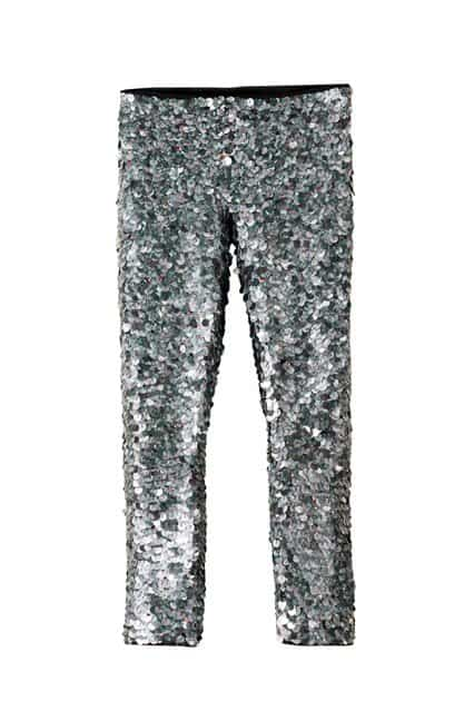 HM and Isabel Marant Sequined Trousers