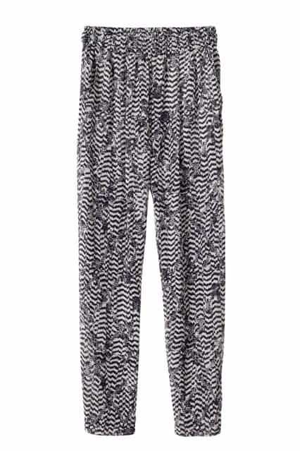 HM and Isabel Marant Silk Trousers