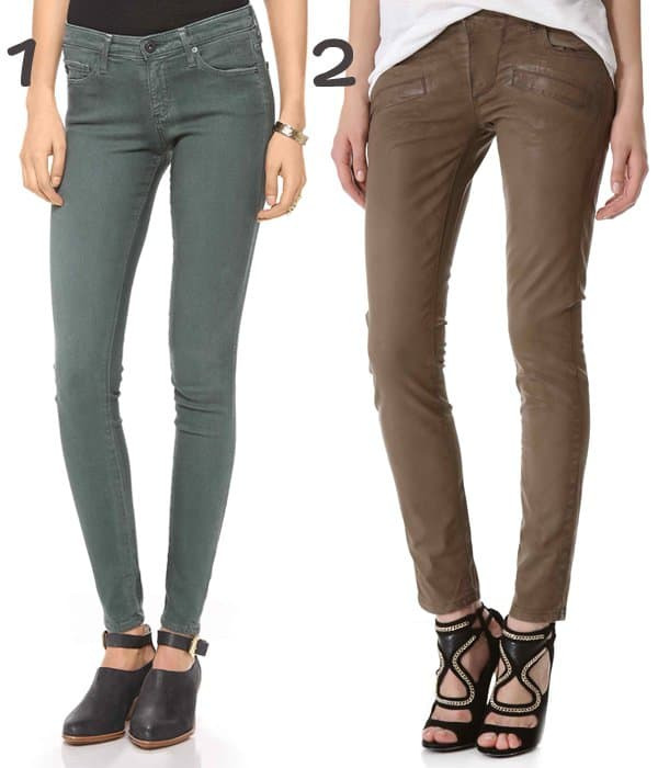 Kristin Cavallari inspired mom duty jeans