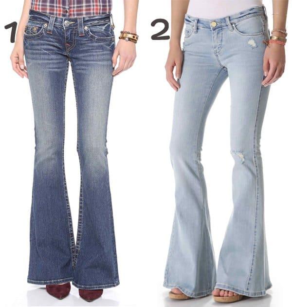 Rachel Zoe inspired mom duty jeans