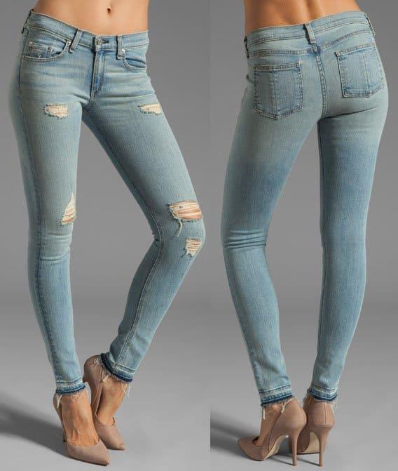 Rag Bone Skinny Jeans