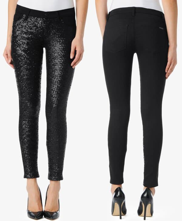 Hudson Krista Vice Versa Super Skinny in Coste