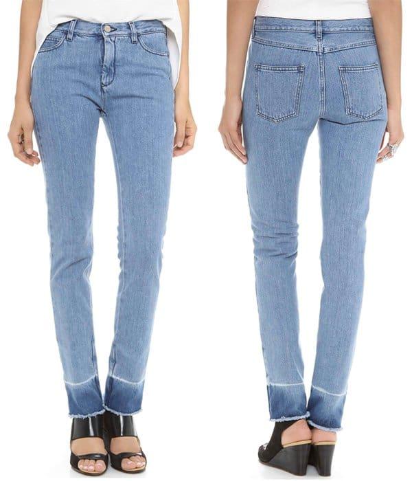 MM6 Maison Martin Margiela Slim Jeans