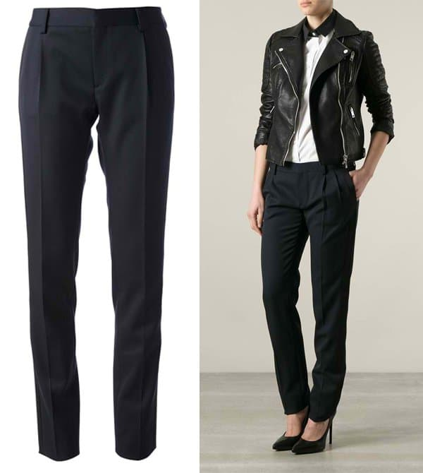 Saint Laurent Tailored Trousers