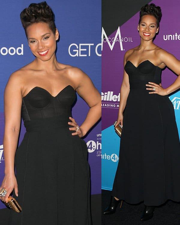 Alicia Keys Unite4 Humanity Event1