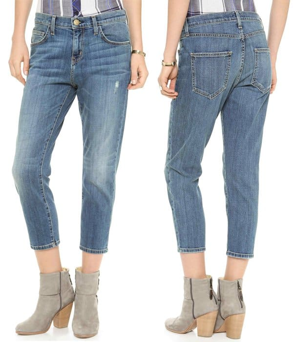 Current Elliott The Skinny Boyfriend Jeans